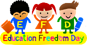 Education Freedom Day